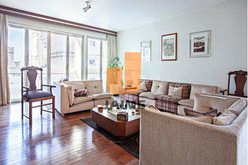 Apartamento Para Venda No Bairro Santa Cecília Em São Paulo - Cod: Ja9343 - Ja9343