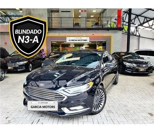 Ford Fusion 2017 Blindado