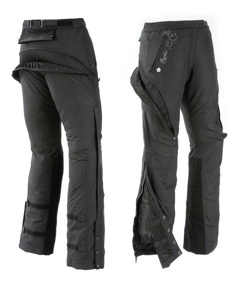 Pantalon Protecciones Impermeable Joe Rocket Alter Ego Mujer