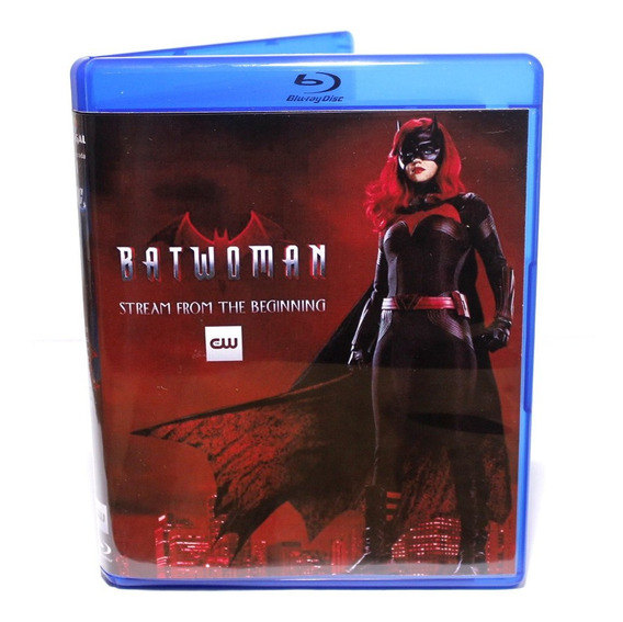 Batwoman - Blu-ray Série - 1ª Temporada - Leg - Disco Duplo