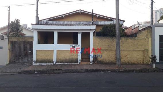4 Casas 196m² Construção, 517m² De Terreno. - Ca0051