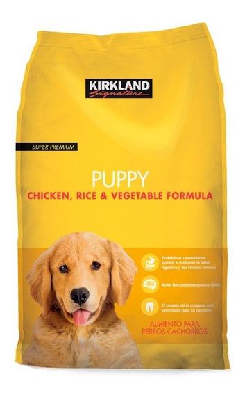 27kg Croquetas Cachorro Puppy Kirkland Diamond Pollo