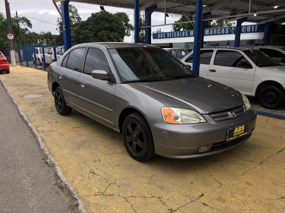 Honda Civic Lx 1.7 Aut 2001