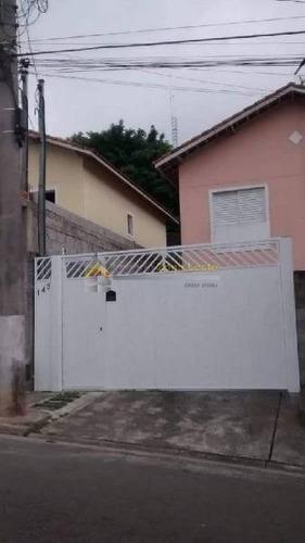 Imagem 1 de 30 de Sobrado Para Venda No Bairro Parque Santa Laura, 2 Dorm, 2 Vagas, 69 M - 4567