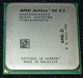 Prc.athlon 64x2 D.core Ado5000iaa5do Skt.am2. Envio T.brasil