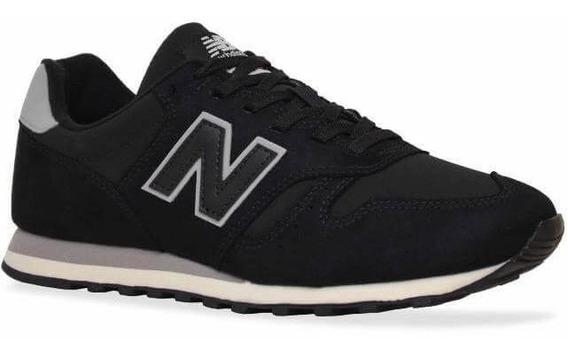 Tênis New Balance Masculino 373 Preto