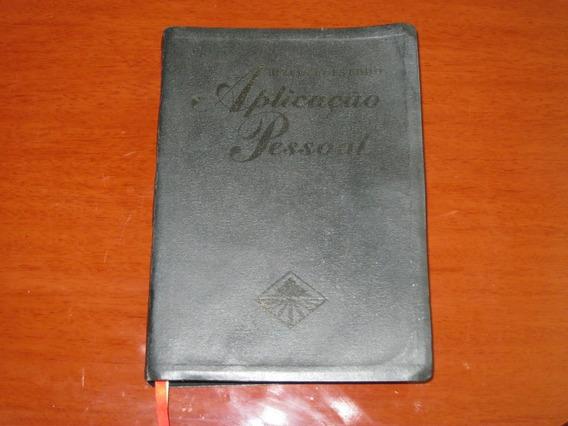 Bíblia De Estudo - Aplicação Pessoal