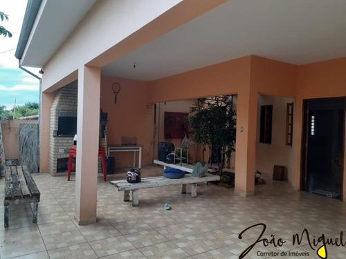 Casa Jardim Sao Domingos, Ca00527, Catanduva, Joao Miguel Corretor De Imoveis, Venda De Imoveis - Ca00526 - 69266695