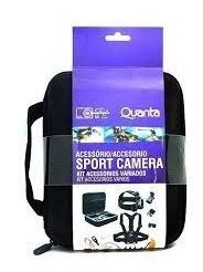 Kit Gopro Acessórios Sport Quanta Qtsca-602