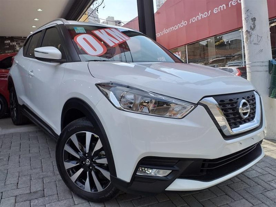 Nissan Kicks 1.6 16v Flexstart Sv 4p Xtronic 2019/2020