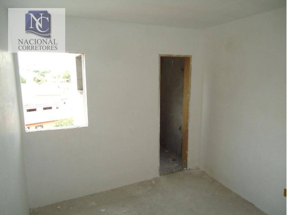 Cobertura Residencial À Venda, Jardim Santo Antônio, Santo André. - Co3134