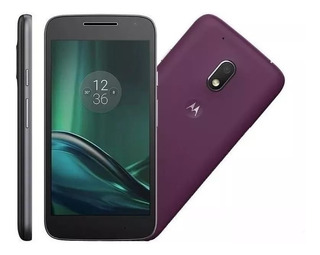 Celular Motorola Moto G4 Play 16gb Xt1604 - Vitrine + Nfe