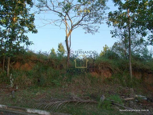 Imagem 1 de 7 de Terreno Residencial À Venda, Colonial Village (caucaia Do Alto), Cotia - Te0105. - Te0105