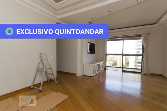Apartamento No 12º Andar Mobiliado Com 3 Dormitórios E 2 Garagens - Id: 892930168 - 230168