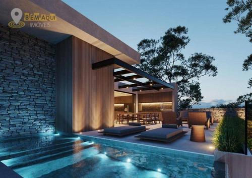 Imagem 1 de 14 de Linda Casa Em Fase De Construção, Com Previsão De Entrega Em Julho De 2.022 No Condomínio Villas Do Golfe Em Itu. - Ca1621