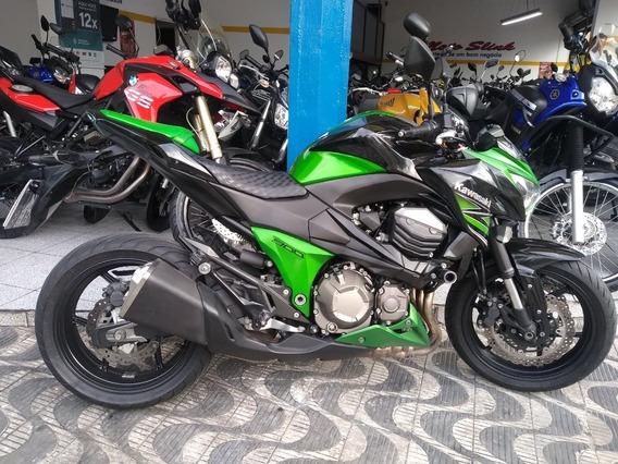 Kawasaki Z 800 2014 Moto Slink