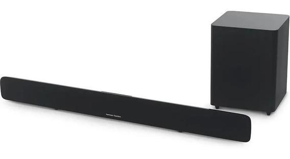 Home Theater Soundbar Sb20 Jbl Harman Kardon Bluetooth 150w