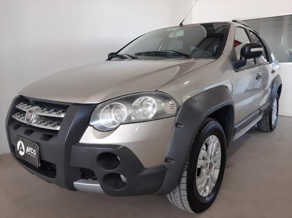 Fiat Palio Weekend Adventure 1.6