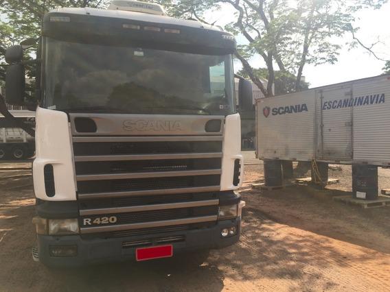 Scania R 420 6x2 2006