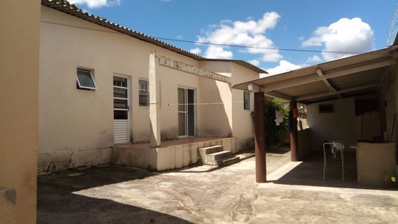 Casa Bairro Sagrada Familia Com Barracão Fundos Belo Horizonte Mg - 1889