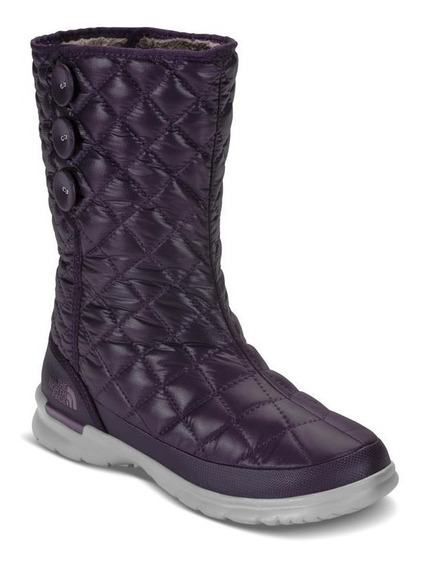 Bota Mujer Invierno 2018 The North Face Button-up