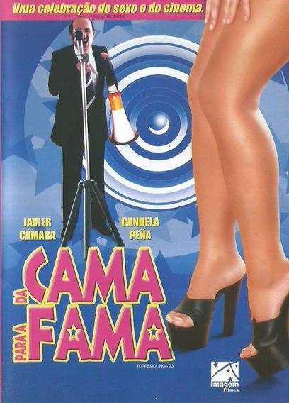 Da Cama Para A Fama - Dvd - Javier Cámara - Candela Peña