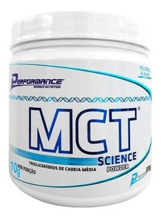 Mct Science - 300 Gr - Performance Nutrition