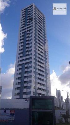 Edf. Ava Garden - Avenida Beira Rio - Ap0300