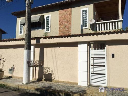 Imagem 1 de 30 de Casa Com 4 Dormitórios À Venda, 300 M² Por R$ 1.500.000,00 - Campo Grande - Rio De Janeiro/rj - Ca1570