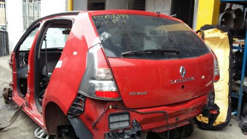 Sucata Renault  Sandero Peças Em Geral