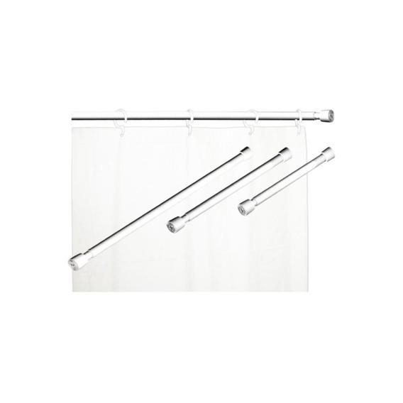Tubo Para Box 105 A 118cm Prontofix Branco