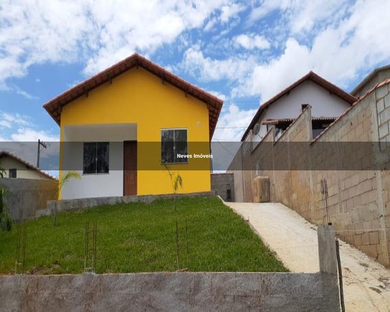 Vendo Casa Super Charmosa No Bairro Recanto Dos Eucaliptos Em Paty Do Alferes - Rj - Ca00004 - 34829304