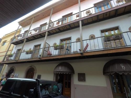 Imagen 1 de 14 de Venta De Apartamento Amoblado En Casco Antiguo 20-2893