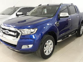 Ford Ranger Diesel 3.2l Cd 4x4 Limited At 2019