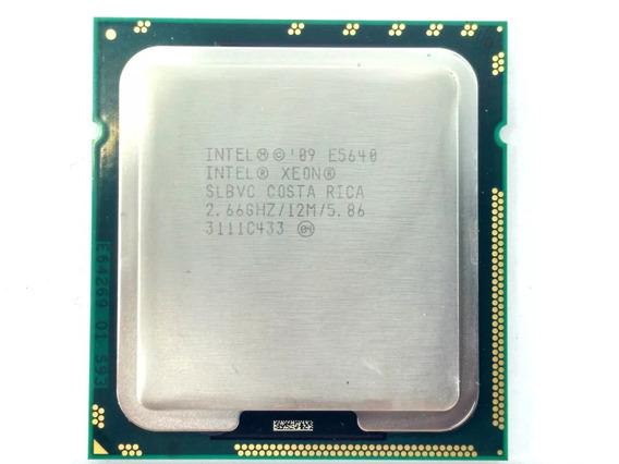 Intel® Xeon® E5640 Cache 12m, 2,66 Ghz, 5.86 Gt/s Qpi