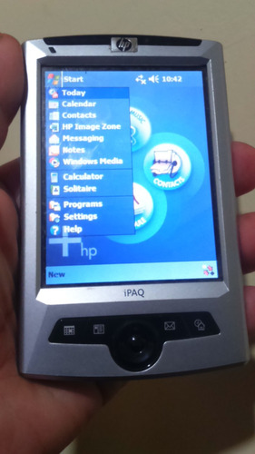 Agenda Pda Pocket Pc Ipaq Hp Rz1710