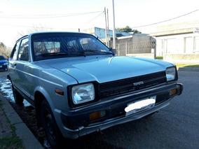 Toyota Starlet 1981