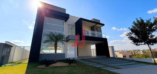 Imagem 1 de 26 de Casa À Venda - Alphaville Nova Esplanada 4 - Votorantim - 6571