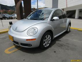 Volkswagen New Beetle Version Gls 2.0 At Fe