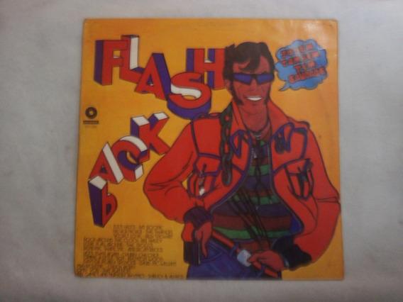 Lp Flash Back - Jovem Tambem Tem Saudade, Disco Vinil, 1973