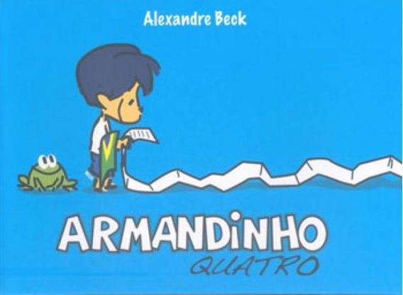 Armandinho Quatro - Vol. 5