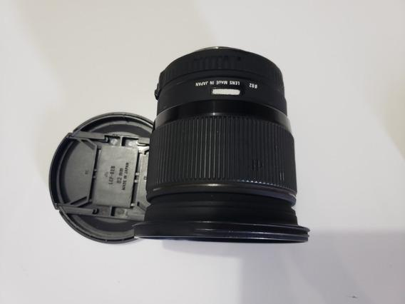 Kit De Lentes Para Canon 20mm + 50mm + 100mm + 70 200