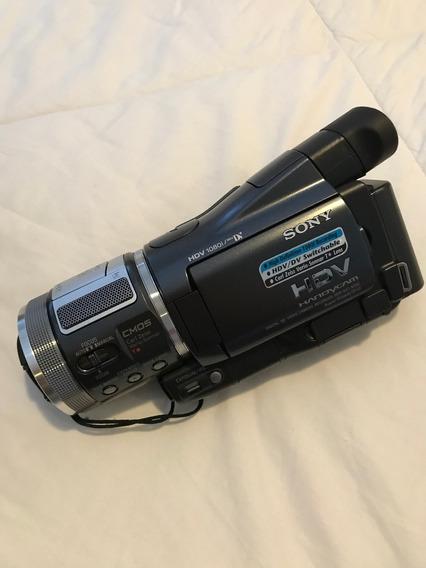 Hdv Handycam - Digital Hd Vídeo Camera Recorder Hdr-hc1 Ntsc