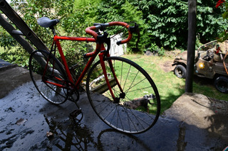 Antigua Bicicleta Rod 24