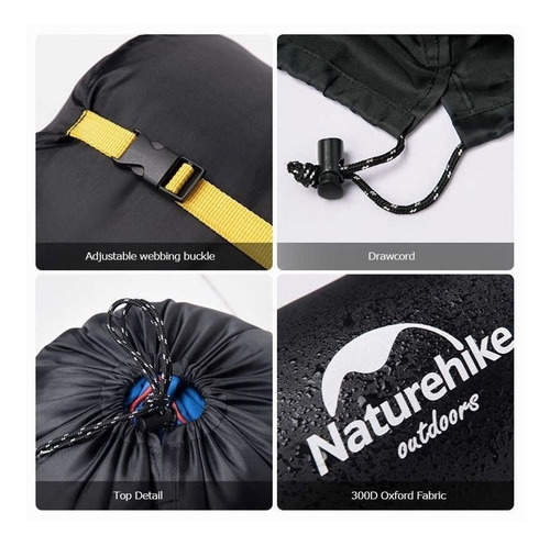 Bolsa Compresora Naturehike (bd585)