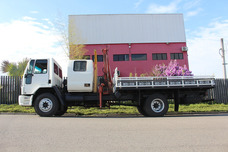 Cargo 1317 Munck 4000 Cabine Casinha Aux. Suplementar