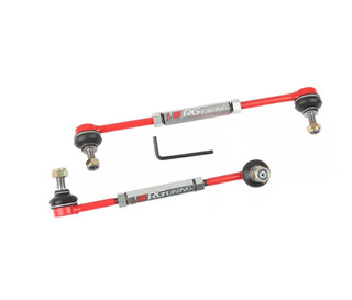 Bieletas De Suspension Regulable Vw Gol Trend Fox Kit X 2
