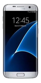 Samsung Galaxy S7 Edge (g935f) Plateado Libre/octacore/4gb R