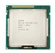 Processador Pent G620 Dual-core 2,90 Ghz / 1155 Kit C/2 Unid