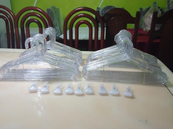 Cabides 144 Adulto Grosso 295 Prensilhas C/silicone